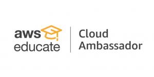 AWS Educate Student Ambassador logoAWS Educate Student Ambassador logo