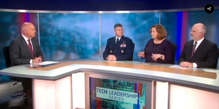 Gov Matters Tech Leadership Series screengrab