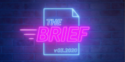 AWS The Brief Public Sector March 2020