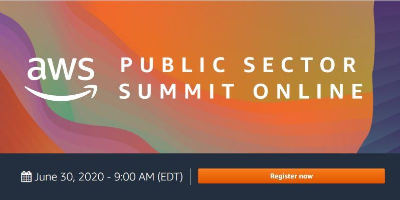 AWS Public Sector Summit Online(