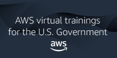 AWS cloud for government trainings