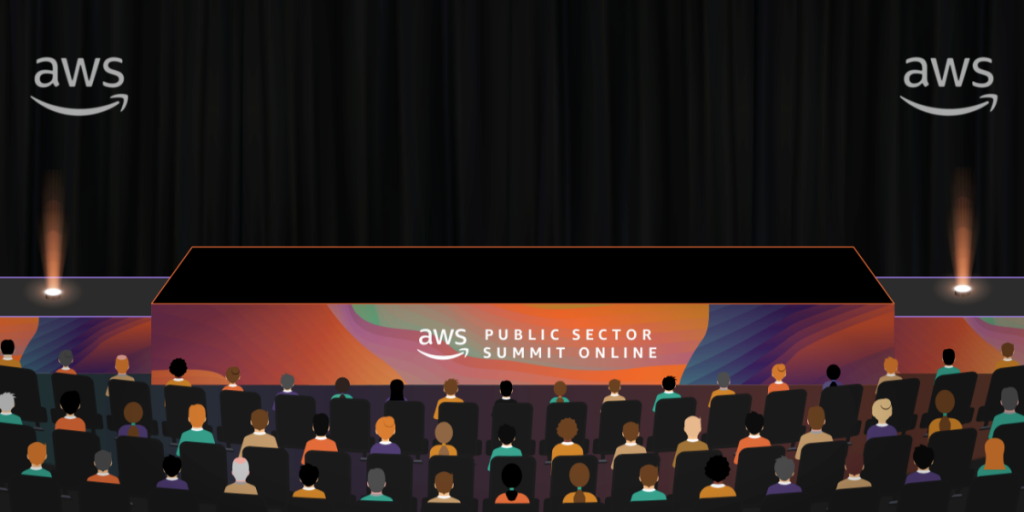 AWS Public Sector Summit Online Stage
