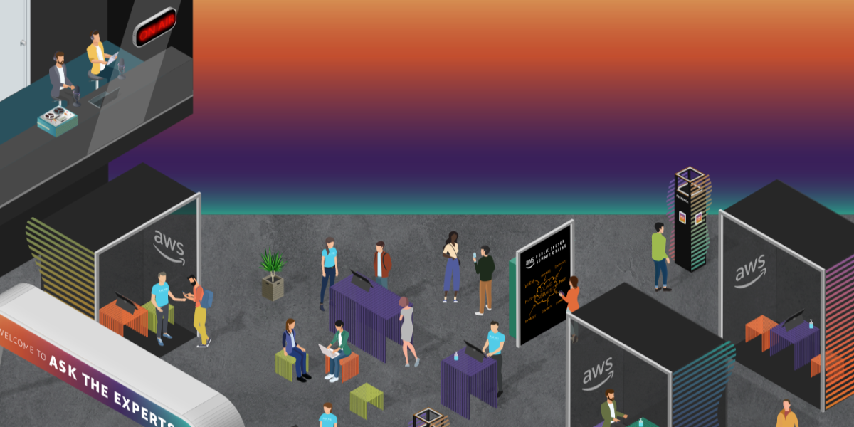 AWS Public Sector Summit Online experience