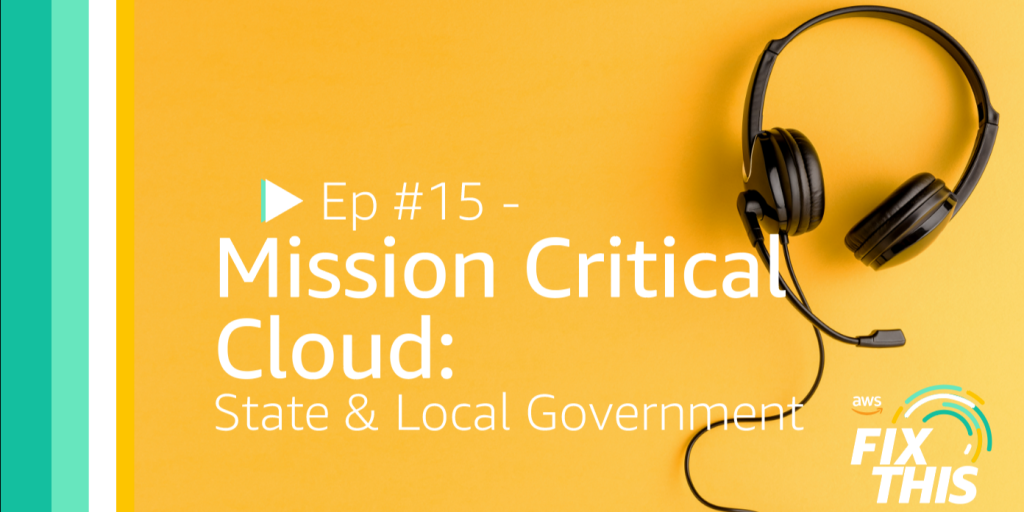 Fix This episode 15: State & local government