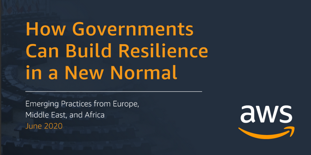Building Resiliency white paper AWS Institute