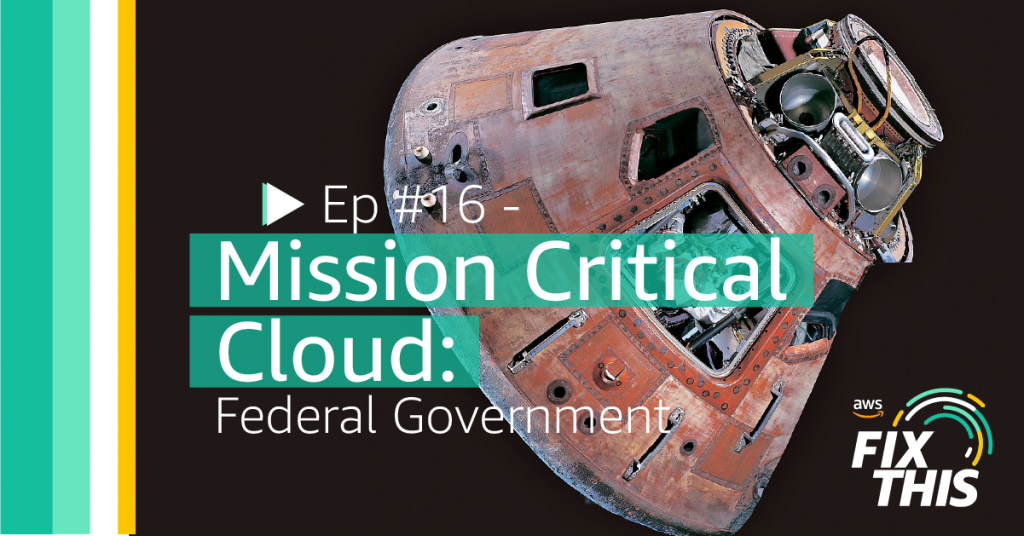 Fix This episode 16: Federal government
