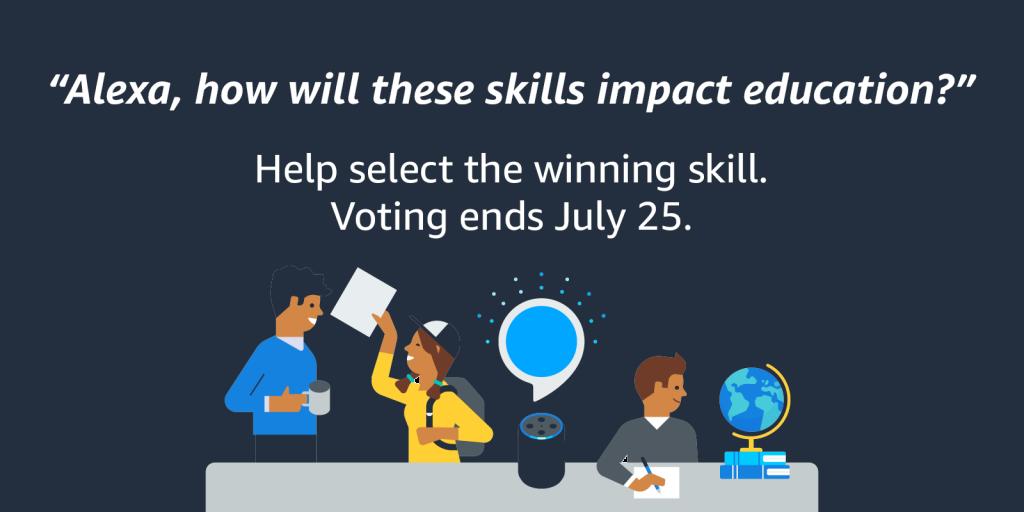 Amazon Alexa EMEA EdTech Skills Challenge