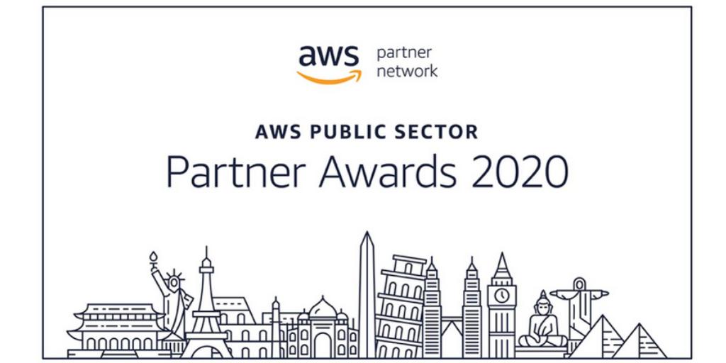 AWS Public Sector Partner Awards 2020