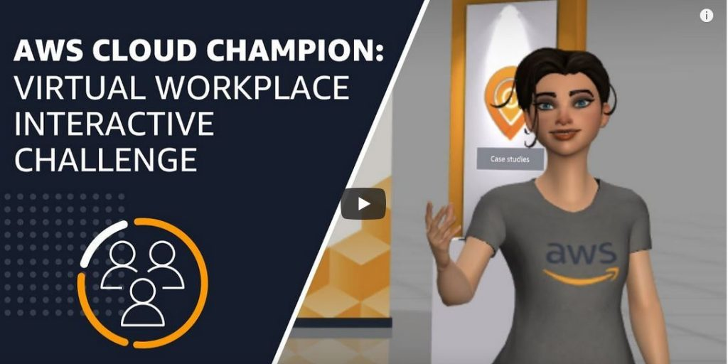 AWS Cloud Champion Video