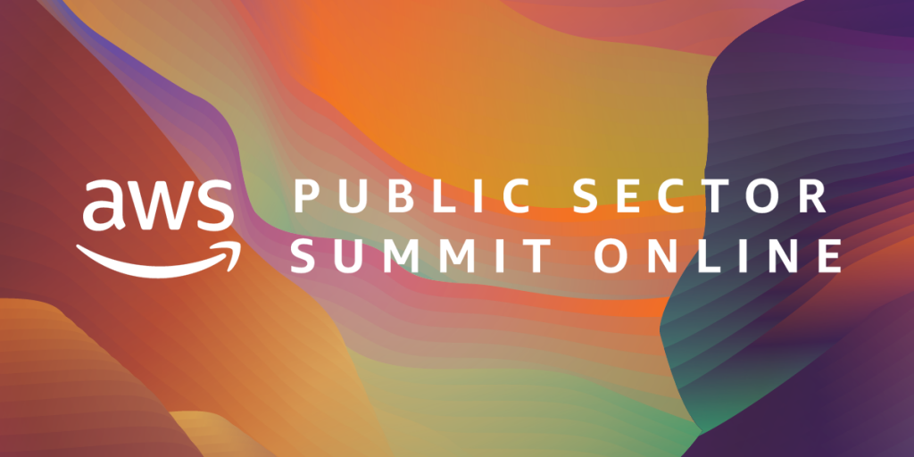 AWS Public Sector Summit Online October 20