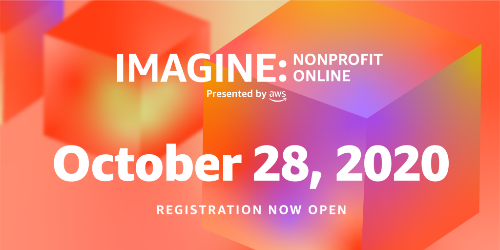 IMAGINE Nonprofit Online Conference October 28 2020