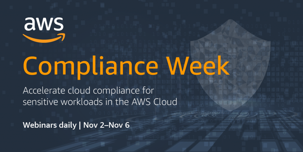 AWS Compliance Week 2020