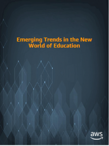 Emerging trends in new world of education
