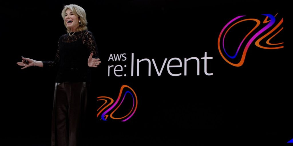 Teresa Carlson leadership session at re:Invent 2020
