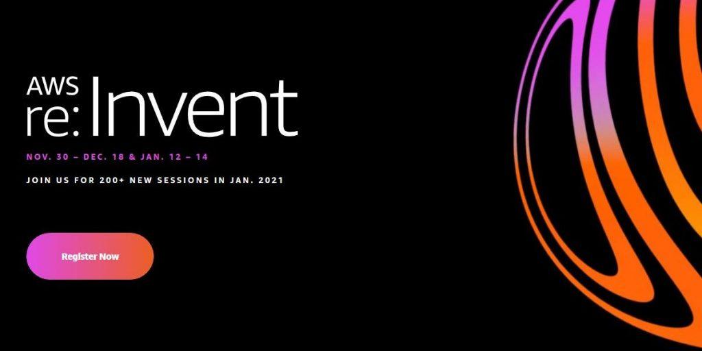 reInvent 2020 Jan