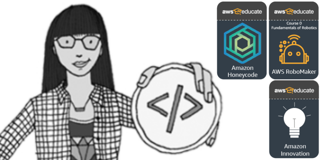AWS Educate new badges 2021