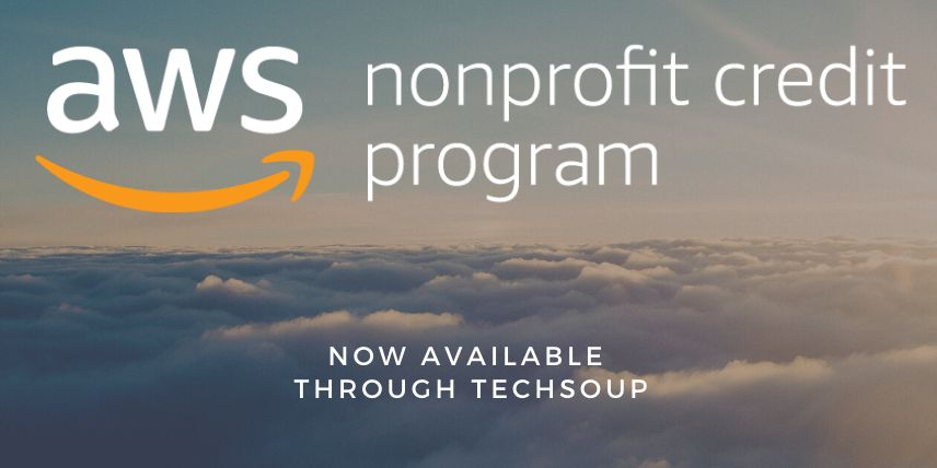 AWS Nonprofit Credit Program Images