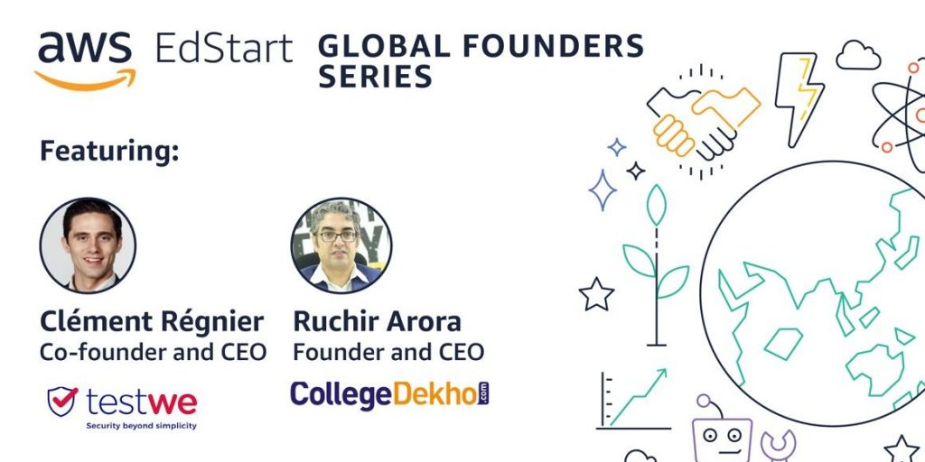 Global Founders TestWe CollegeDekho