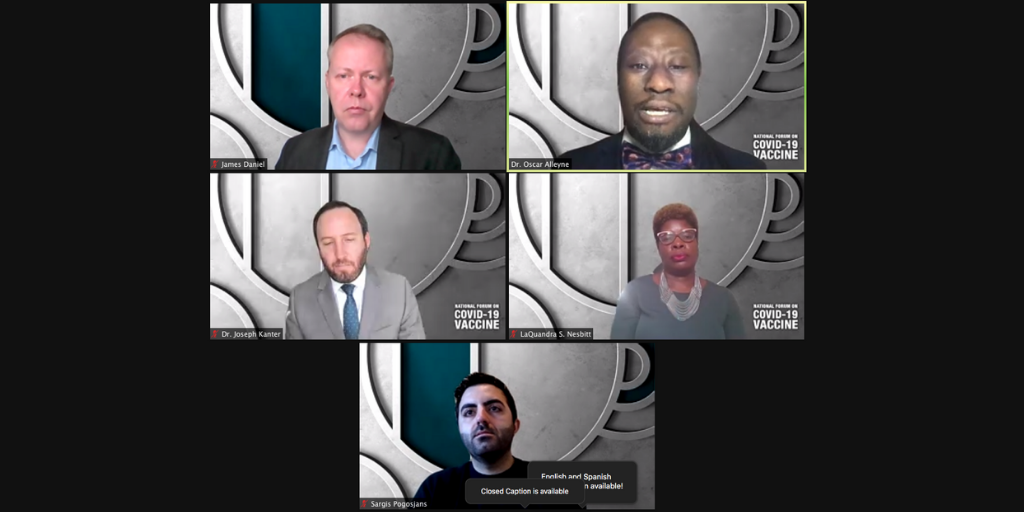 CDC Panel COVID-19