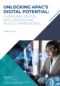 APAC Digital Skills Research_Report Cover