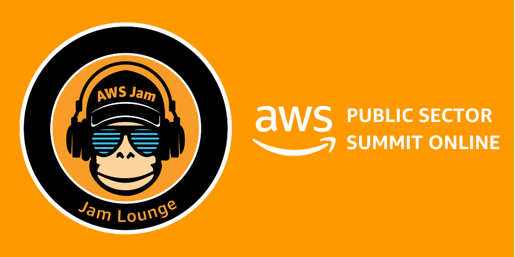 AWS Public Sector Summit Online 2021 Jam Lounge