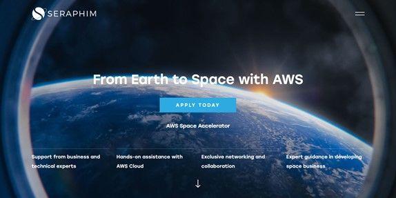 AWS Space Accelerator