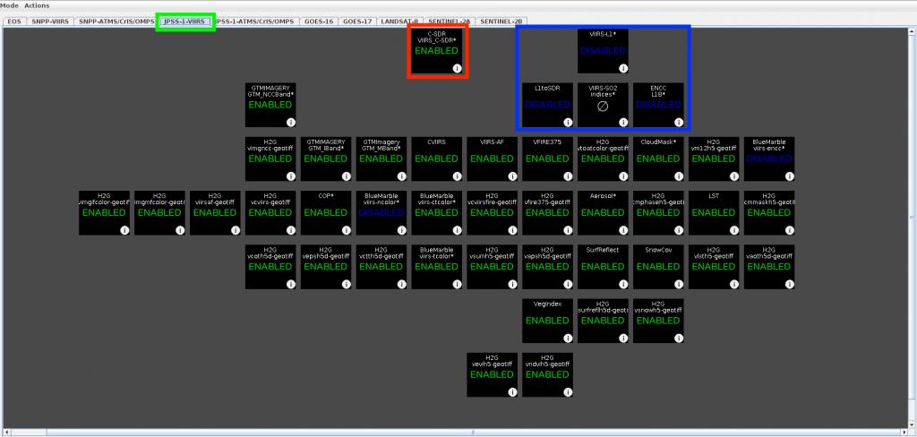 IPOPP SPA example configuration