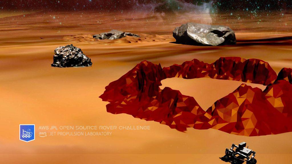 NASA-Jet Propulsion Laboratory (JPL) Open Source Rover