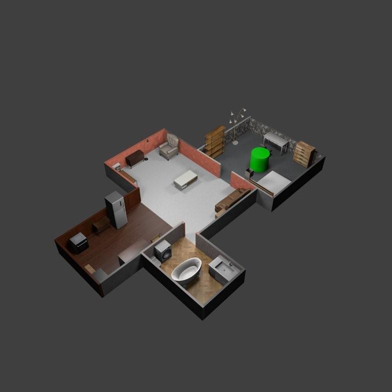 AWS WorldForge simulation world