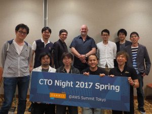 Japanese CTOs w/ Werner