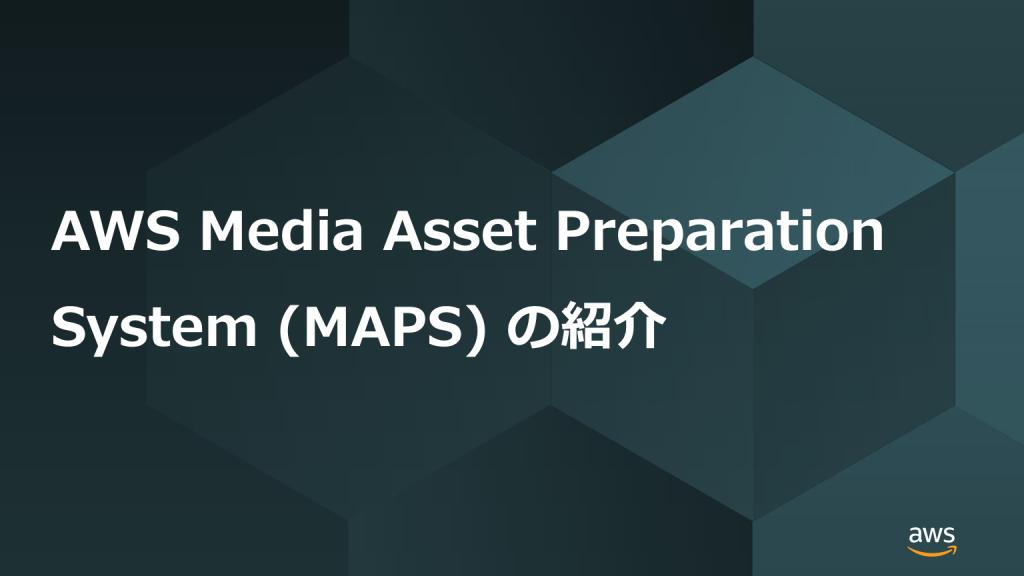 MAPS Intro