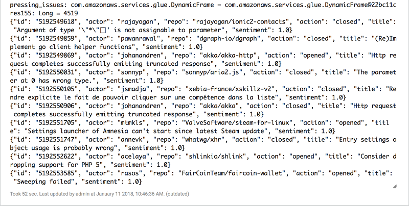 AWS Glue Now Supports Scala Scripts | AWS Big Data Blog