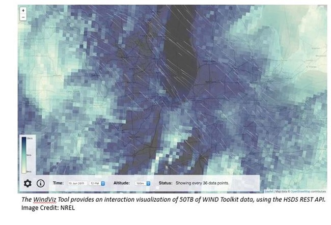 Power from wind: Open data on AWS   AWS Big Data Blog