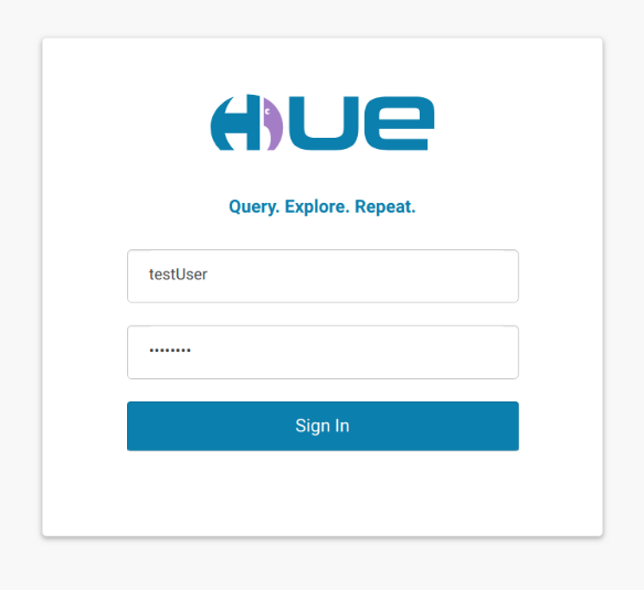 How to migrate a Hue database from an existing Amazon EMR
