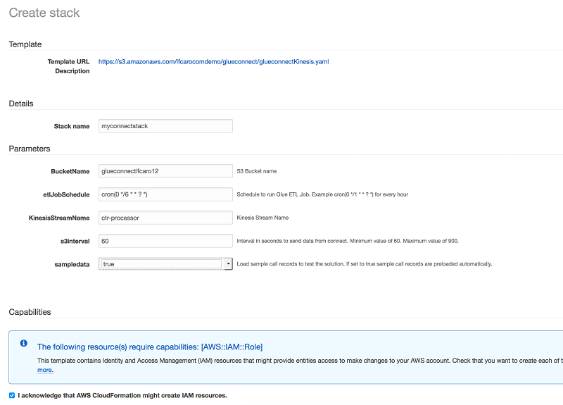 App noise to deploy the template open the aws management console by clicking the following link fandeluxe Gallery