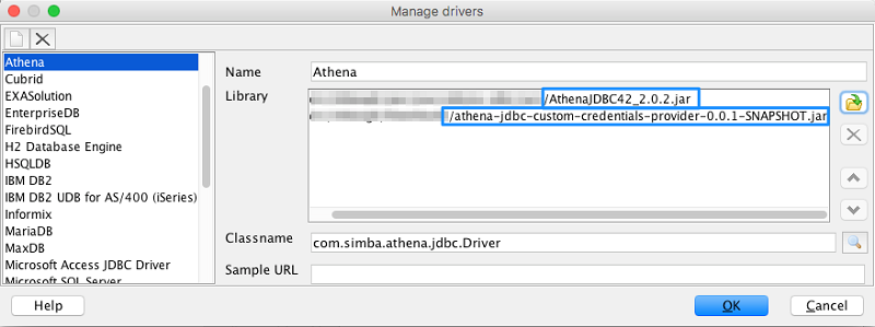Connect to Amazon Athena with federated identities using temporary