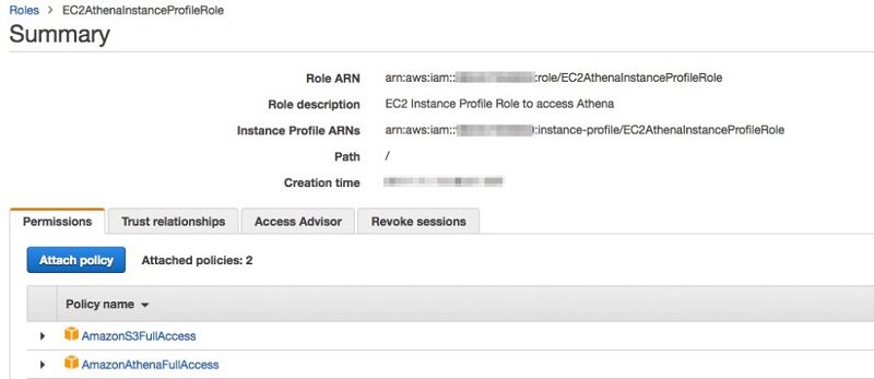 Connect to Amazon Athena with federated identities using
