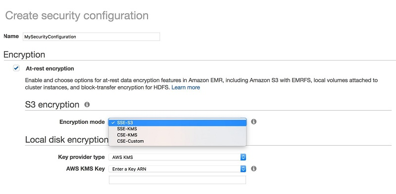 Best Practices for Securing Amazon EMR | AWS Big Data Blog