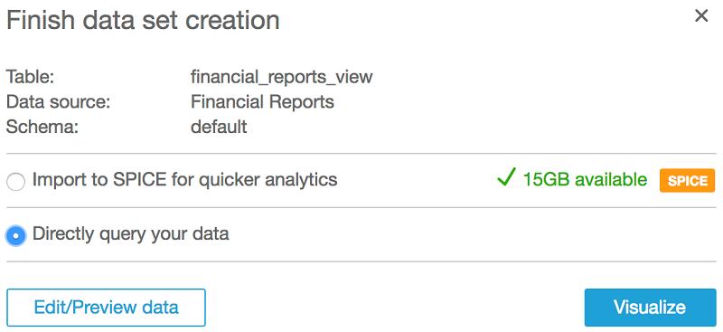 Analyze and visualize nested JSON data with Amazon Athena and Amazon