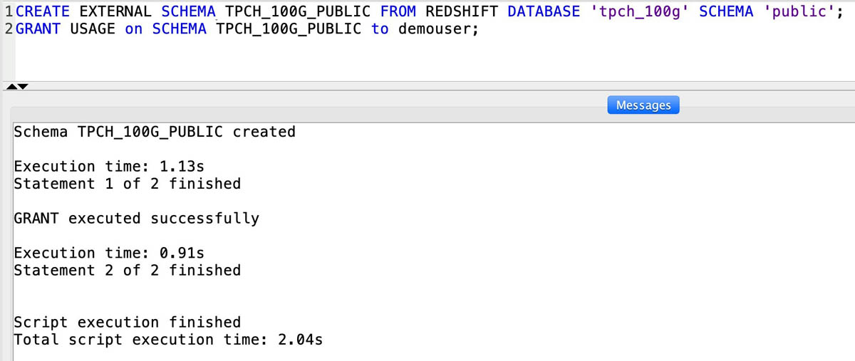 redshift cross database queries 11