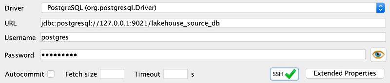 Creating source to Lakehouse 12