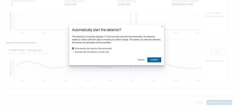 detection in Elasticsearch 12 1