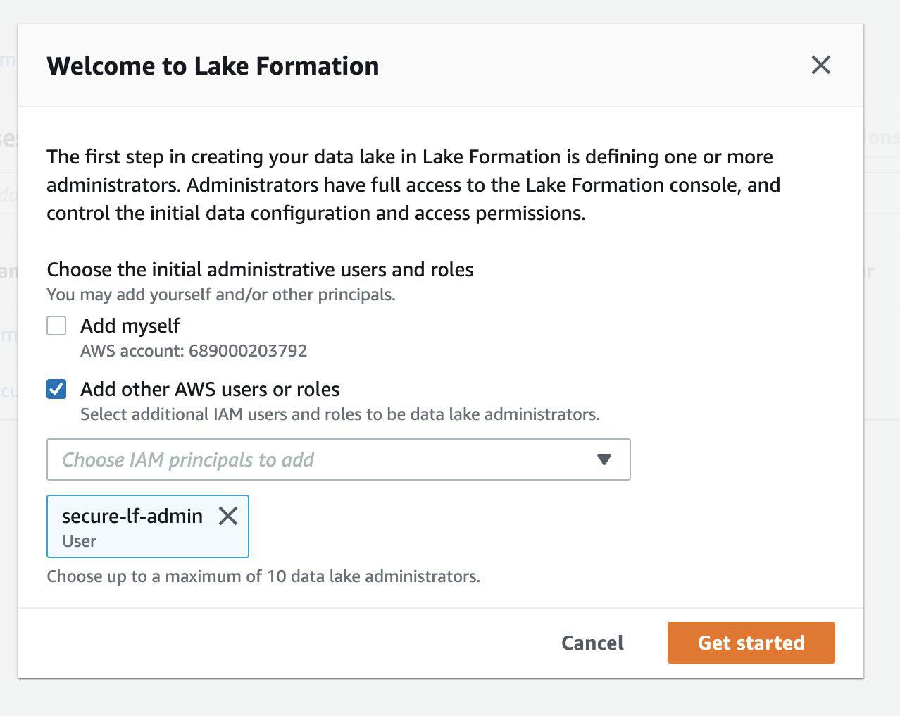 bdb1494 creating secure data lake 011