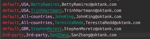 users from membership 2