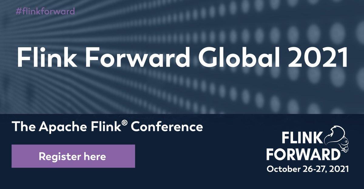 Flink Forward 2021 Registration