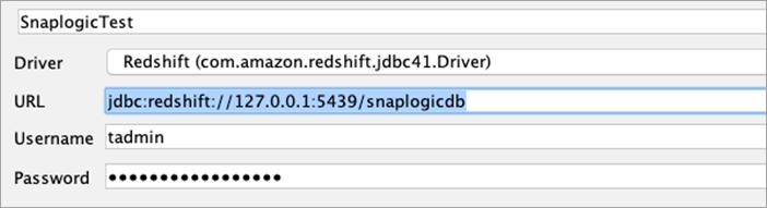 verifying database access