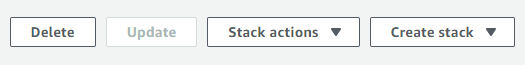 Delete button for cleaning up the nested stacks.