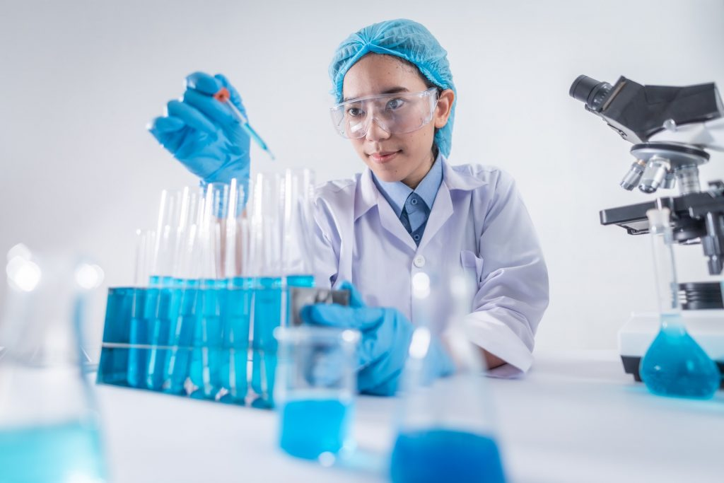 AWS for pharma manufacturing safety