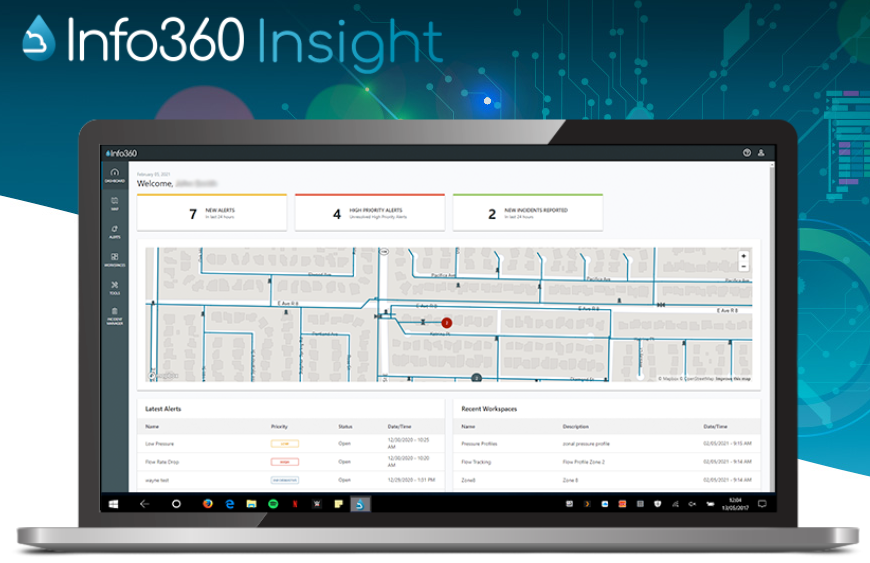 Innovyze Info360 on AWS