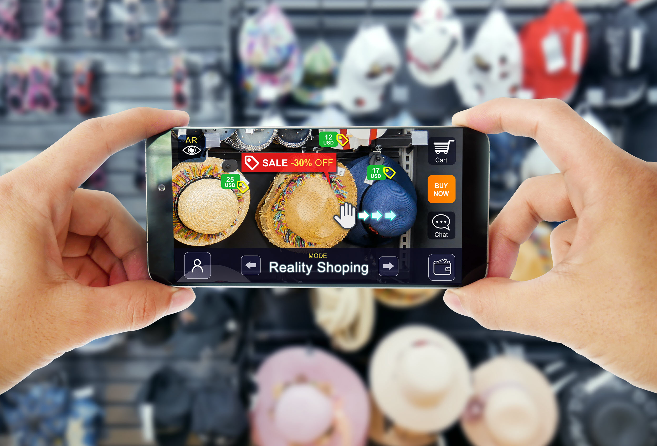Five Ways Retailers Can Transform Customer Experience with Smart Store Technologies